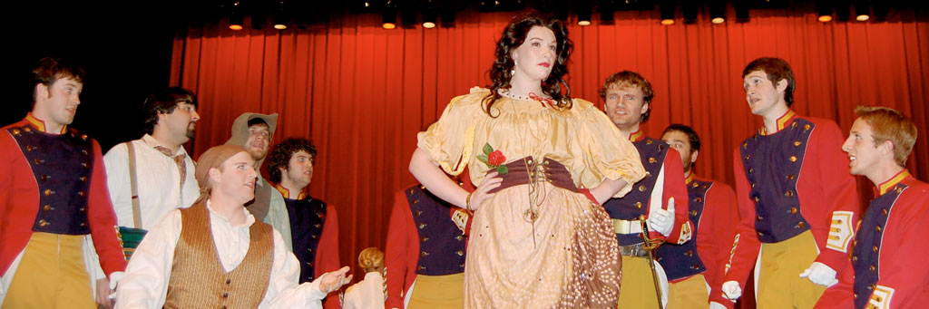 Ole Miss Opera's presentation of Carmen